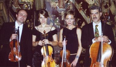 Cuarteto de Cuerdas Argentum