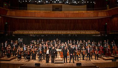 Orquesta Sinfónica Juvenil Nacional José de San Martín